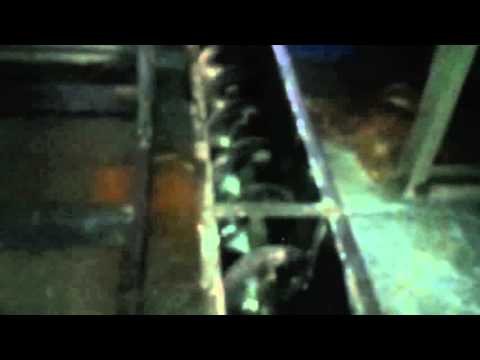 Construction Site Screw Conveyor