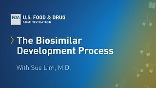 The Biosimilar Development Process