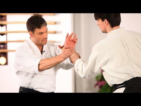 How to Do Kotegaeshi | Aikido Lessons