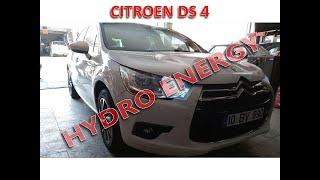 Citroen DS4 hidrojen yakıt tasarruf sistem montajı