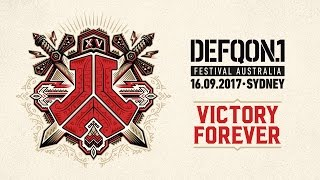Under the Australian sun we release the energy of Defqon1 Check out