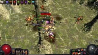 Reverse Knockback Ranged Attack Totem build [PHC]