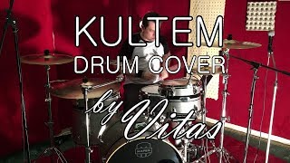 Video A NEW CHAPTER - Kultem (drum cover by Vitas)