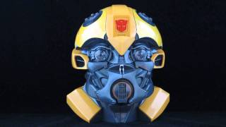 Bumblebee Light and Sound Coin Bank HD.avi
