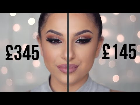 Cheap Dupes For High End Makeup | FULL FACE COMPARISON