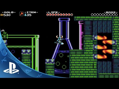 Видео № 1 из игры Shovel Knight [3DS]