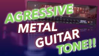 8 String Metal Guitar Tone Tutorial