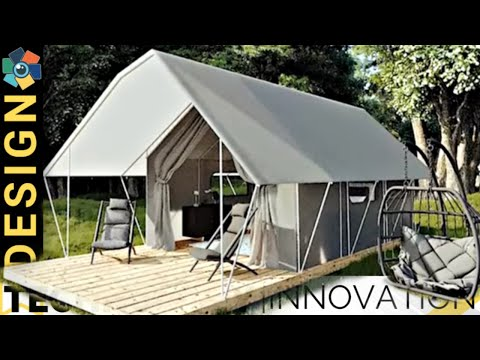15 Awesome Tents That Raise the Bar in Camping and Glamping