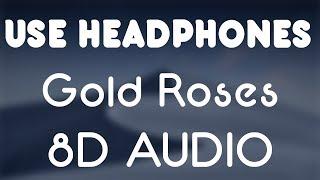 Rick Ross, Drake   Gold Roses (8D AUDIO)