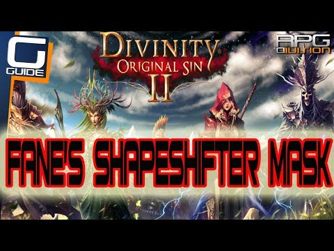 DIVINITY ORIGINAL SIN 2 - How to change Race (How to use