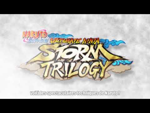 Naruto Shippuden : Ultimate Ninja Storm Trilogy - Trailer de sortie Switch de Naruto Shippuden : Ultimate Ninja Storm Trilogy