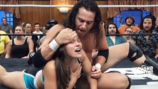 [Free Match] Leyla Hirsch vs. Alex Reynolds | Beyond Wrestling #UnchartedTerritory (Intergender AEW)