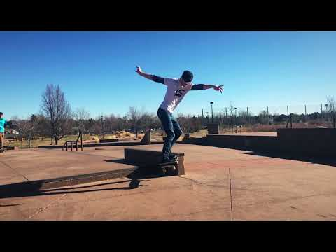 Fossil creek skatepark edit