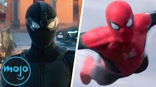 Spider-Man Far From Home Trailer Breakdown