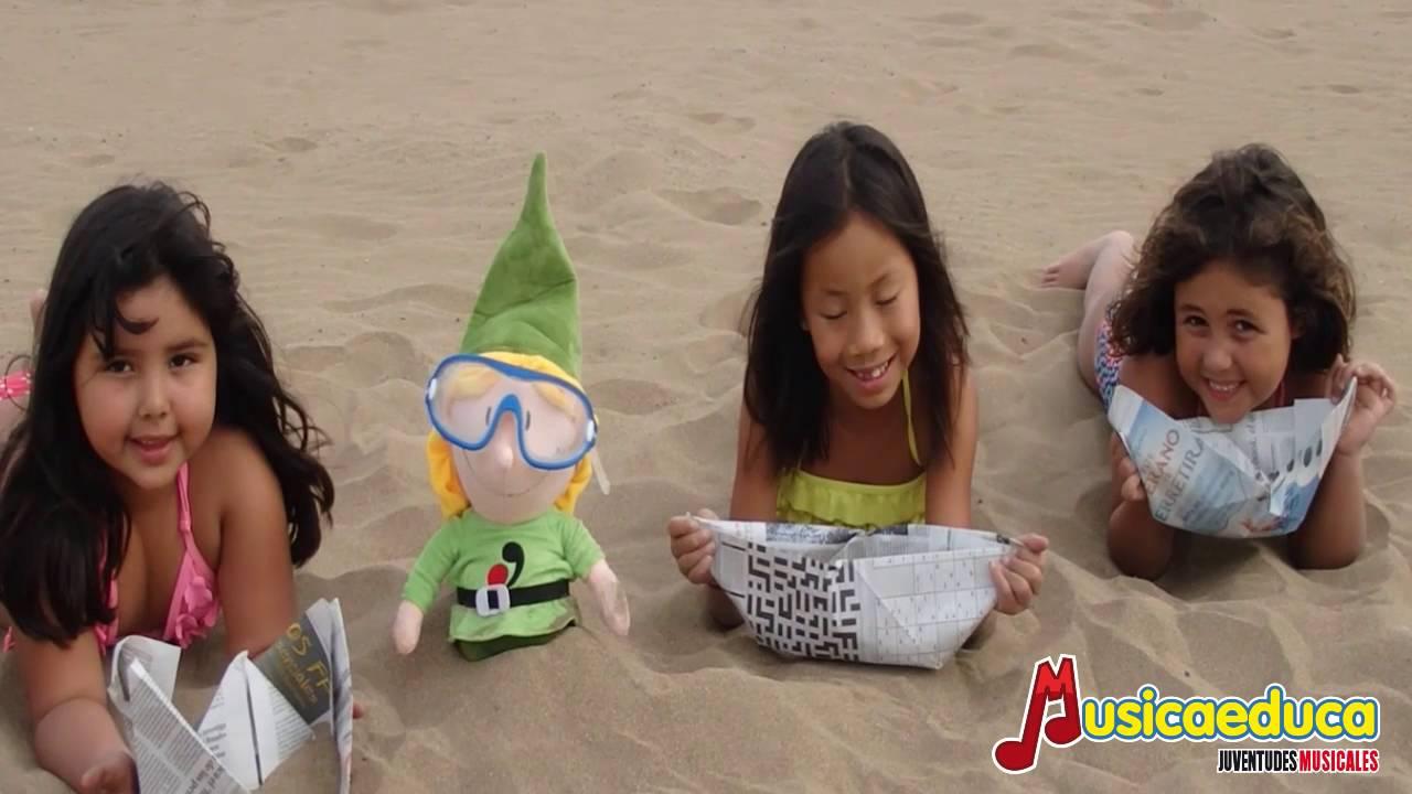 El Mar - Canción del verano de El Castillo de la Música de Gran Canaria