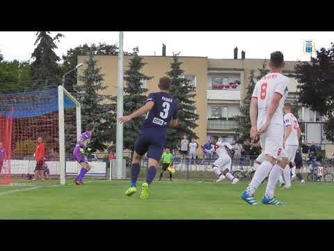 Skrót meczu Polonia Środa Wielkopolska - Stomil Olsztyn 2:2