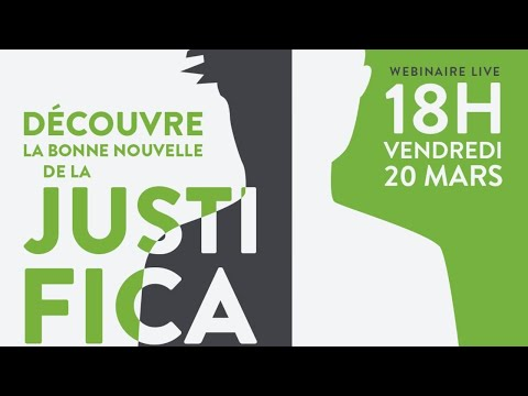 Découvre la justification (Youtube live replay)