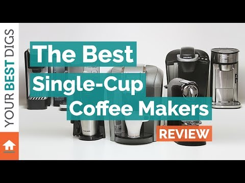 Best Single-Cup Coffee Maker Review