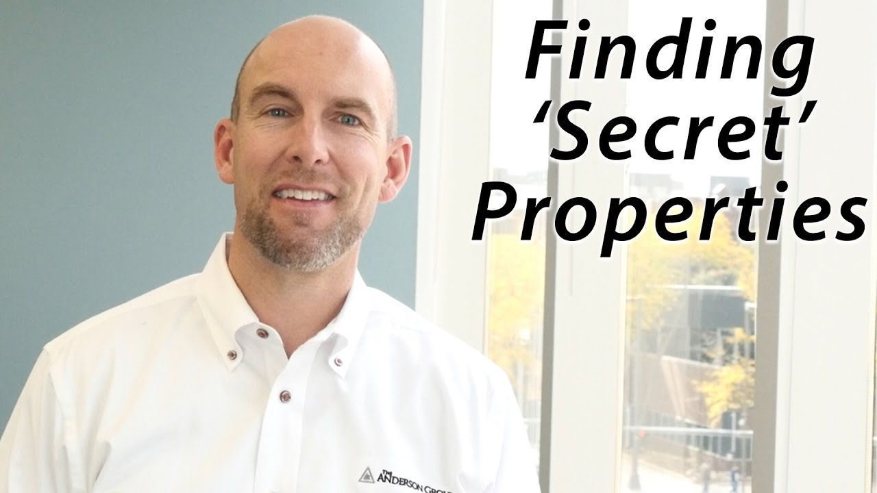 Need Us to Find a 'Secret Property' for You?
