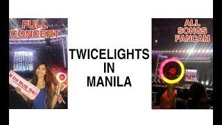 VLOG] TWICE IN MANILA #TWICELIGHTSinMANILA #TWICEWORLDTOUR2019 DREAM