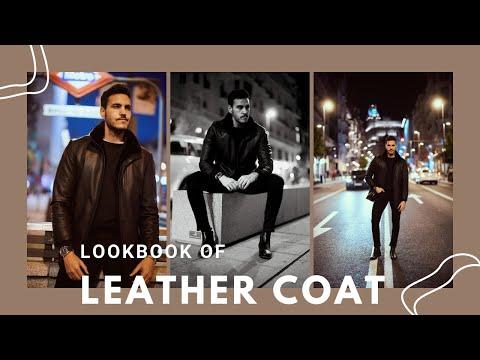 PalaLeather Goatskin Wind Jacket with Mink Fur Lining