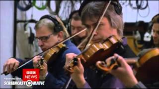 BBC News Orchestra Countdown 25/12/15 18:00