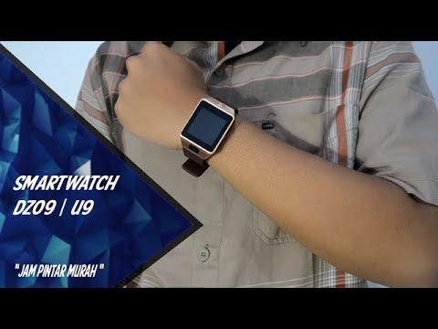 Video Review Smartwatch DZ09 / U9 (Indonesia)