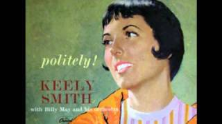 """Hello, Young Lovers ""   Keely Smith"