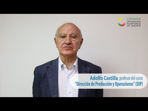 Dirección de Producción y Operaciones (DIP)