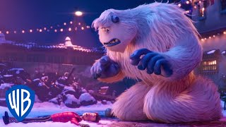 "SMALLFOOT | Helping ""Smallfoot"" 