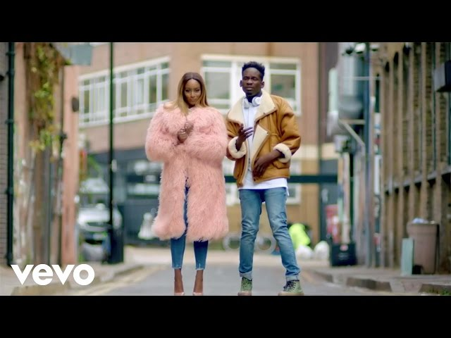 Mr Eazi - Fight (feat. DJ Cuppy)