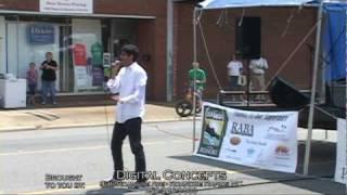 Anoop Desai at Festival of the Roanoke - 2010