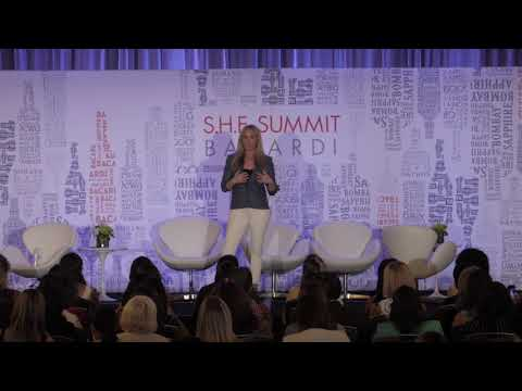 Shes Summit Bacardi – Heather Monahan Keynote
