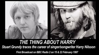 The Thing About Harry