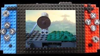 LEGO + Nintendo Switch