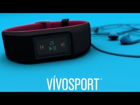 Garmin Vivosport (Bracelet, GPS)