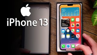 Apple iPhone 13 - What An Upgrade!