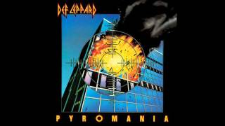 Def Leppard Too Late for Love