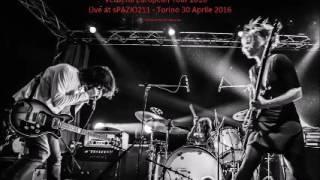 Verdena - 3 Sci Desertico - sPAZIO211 Torino 30/04/16