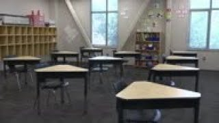Schools Prepare For Socially Distant Classrooms