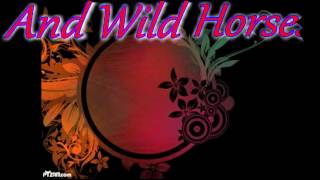 Wild Horses-Charlotte Martin(Lyrics on Screen)