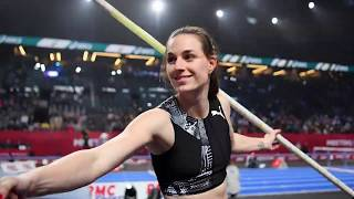 Meeting de Paris Indoor 2020 : Ninon Guillon-Romarin avec 4,61 m à la perche