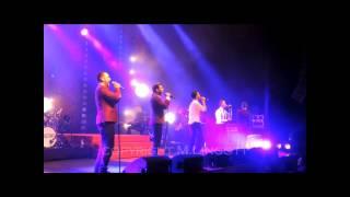 The Overtones - Who Put The Bomp - SNATM Tour - London - 22 March 2014