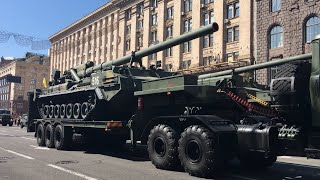 День независимости Украины 2018 Парад