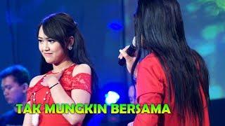 Happy Asmara Feat Arya Satria -  OM Aurora - Tak Mungkin Bersama [Official]