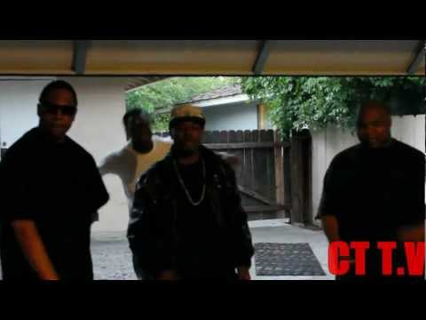 CT T.V Presents Ca$h And Trey Perry After (Produk Of The 90's) Studio Session