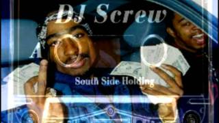 DJ Screw - Str8 Ballin' (2Pac)
