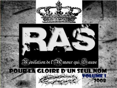 R.A.S Intro - Je rappe pour le Seigneur