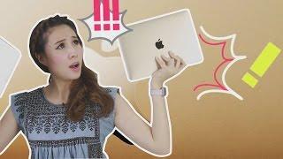 รีวิว18+ ...ซื้อทำไม The New Macbook!?