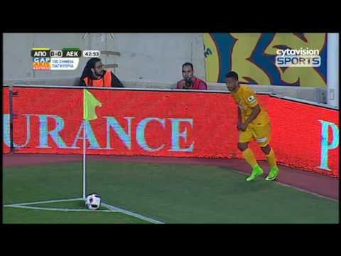 ΒΙΝΤΕΟ: ΑΠΟΕΛ 0-0 ΑΕΚ